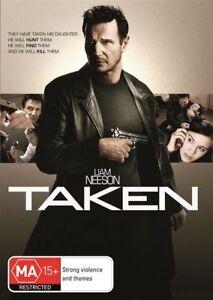 Taken (DVD, 2012)