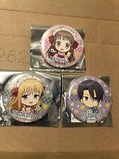 Fruits Basket Animate Cafe Pin Badge Tohru Ritsu Hatori
