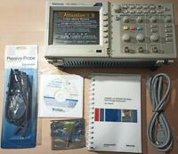 Knight Electronics ML 2010 LAB + Tektronix TDS 2002C Oscilloscope + Multimeter