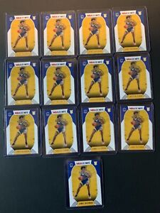 (13) 2020-2021 NBA Hoops James Wiseman RC Lot!! HOT!! 1 day auction!