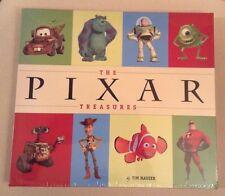NEW The Pixar Treasures by Tim Hauser (2010, Hardcover)