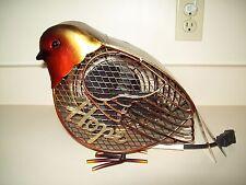 Deco Breeze Bird Hope Decorative Fan