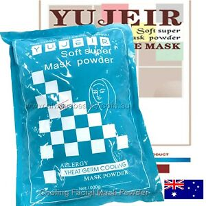 Professional Facial Cooling Mint Mask Powder 1kg Calming Sensitive Skin