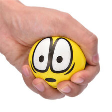 Emoji Stress Ball Smiley Face Stressball Mood Stress Reliever Ball Toy Top UK St