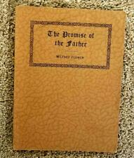 PROMISE OF THE FATHER  THIRD BLESSING  HOLINESS  WILFRED FLOWER  R.C. HORNER