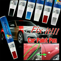 Auto Car Coat Paint Pen Touch Up Scratch Clear Repair Remover Applicator Tool HS