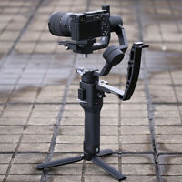 Professional DH12 Handheld Stabilizer CNC Camera Accessories For Dji Ronin SC
