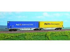 perACME 40288 vagone doppio container p o Swap asse opzionale märklin gratis