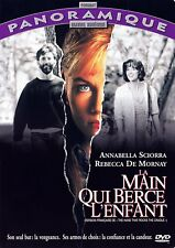 NEW DVD - LA MAIN QUI BERCE L'ENFANT - Annabella Sciorra, Rebecca De Mornay,