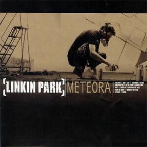 LINKIN PARK Meteora CD BRAND NEW Enhanced