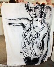 ELIZABETH PEYTON 'Sidney (Sid Vicious)' Beach Towel HUGE 70x60 Ltd. Ed. SOLD-OUT