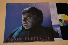 PIERANGELO BERTOLI LP SEDIA ELETTRICA 1°ST ORIG CON TESTI TOP EX+ !!!