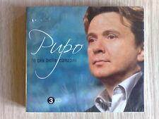 PUPO - LE PIU' BELLE CANZONI - 3 CD BOXSET SIGILLATO (SEALED)