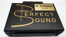 PERFECT SOUND 80 128 : SOUND ISOLATION CONES - POINTES / FLOOR SPIKES SET OF 8