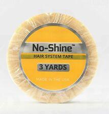 "Walker Tape No Shine bonding 1"" x 3 Yards Lace Wig tape roll"