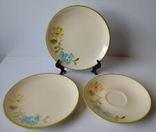 RARE NWT Large Daisy Sunflower Yellow Fiestaware Dining Plates Exclusive