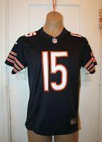 NIKE Onfield NFL Football Chicago Bears Brandon Marshall #15 Youth Medium Jersey