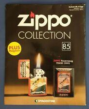 Original Zippo Collection Sturmfeuerzeug Nr.85 Titanic (2005) Sammlung OVP