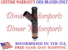 Lifetime Warranty - Single OEM Fuel Injector 4L8E-A4A