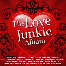 +  THE LOVE JUNKIE ALBUM - VOLUME 1 / VARIOUS ARTISTS - 2 CD SET - new condition