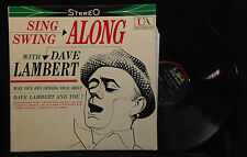Dave Lambert-Sing Along Swing Along-United Artists 6084-STEREO