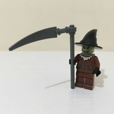 Genuine Lego Scarecrow Minifigure Only from Set No. 7786 Minifig