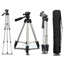 WT-3110A Camera Tripod With 3-Way Head Tripod Stand & Bag For Canon Nikon Camera