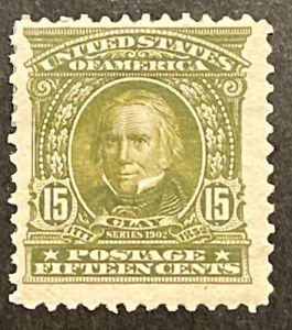 TDStamps: US Stamps Scott#309 Mint H OG