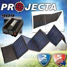 120w Portable Projecta Folding Solar Panel Kit P# SPM120K
