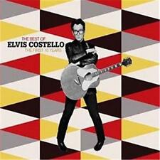 ELVIS COSTELLO BEST OF THE FIRST 10 YEARS DIGIPAK CD NEW