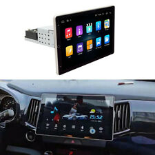 Rotatable Android 9.1 Car Bluetooth Stereo Radio MP5 Player GPS/WiFi Mirror Link