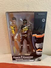New listing Power Rangers Lightning  00004000 Collection Dino Charge Black Ranger Target Exclusive