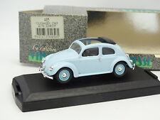 Vitesse 1/43 - Scarabeo di VW Coccinelle 1949 Tetto apribile Blu