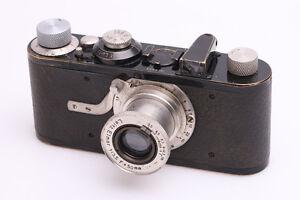 Leica IA #6994 Baujahr 1928 mit Elmar 3,5/50mm