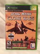 Star Wars: The Clone Wars / Tetris Worlds Online Edition Combo (Microsoft Xbox,