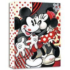 Hugs and Kisses - Tim Rogerson - Treasure On Canvas Disney Fine Art