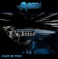 AXXION Back In Time with Bonus Tracks JAPAN CD
