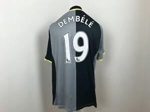 Tottenham Hotspur Cup football shirt 2012 - 2013 Dembele Soccer Jersey Size XL
