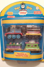 Thomas & THE Easter Trains Take Along DIECAST LC76414 boy/ girl 3+ 2007 4pack