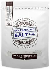 5 oz. - Italian Black Truffle Sea Salt
