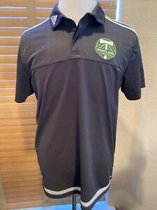 ADIDAS Portland Timbers Golf Polo Shirt L.                                P12113