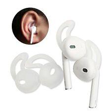 1 par Silicona Insertos de oído para iPhone 7/7 Plus ipad EarPods Auriculares
