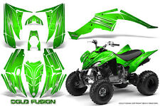 YAMAHA RAPTOR 350 GRAPHICS KIT CREATORX DECALS STICKERS CFG