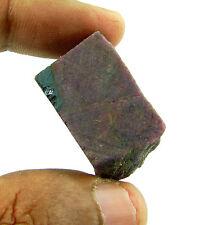 95.00 Ct Natural Ruby Loose Gemstone Beautiful Stone Rough Specimen - 5176