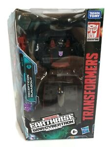 Hasbro Transformers War For Cybertron Earthrise Runabout Deluxe Action Figure