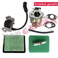 Carburateur Bobine d'Allumage Filtres à Air P Honda GCV160 GCV135 HRB216 HRS216