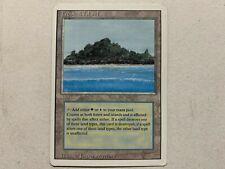 Tropical Island - Revised Edition - MTG - LP/MP - English - Magic - 4