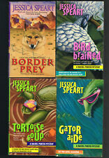 Rachel Porter by Jessica Speart Four Paperbacks All Inscribed by Author.