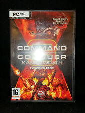 Command & Conquer 3 - Kane's Wrath - Expansion Pack - PC - New and Sealed