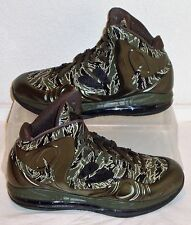 New Nike Shoes Air Max Hyperposite Tiger CAMO Mens US Size 9.5 UK 8.5 Eur 43